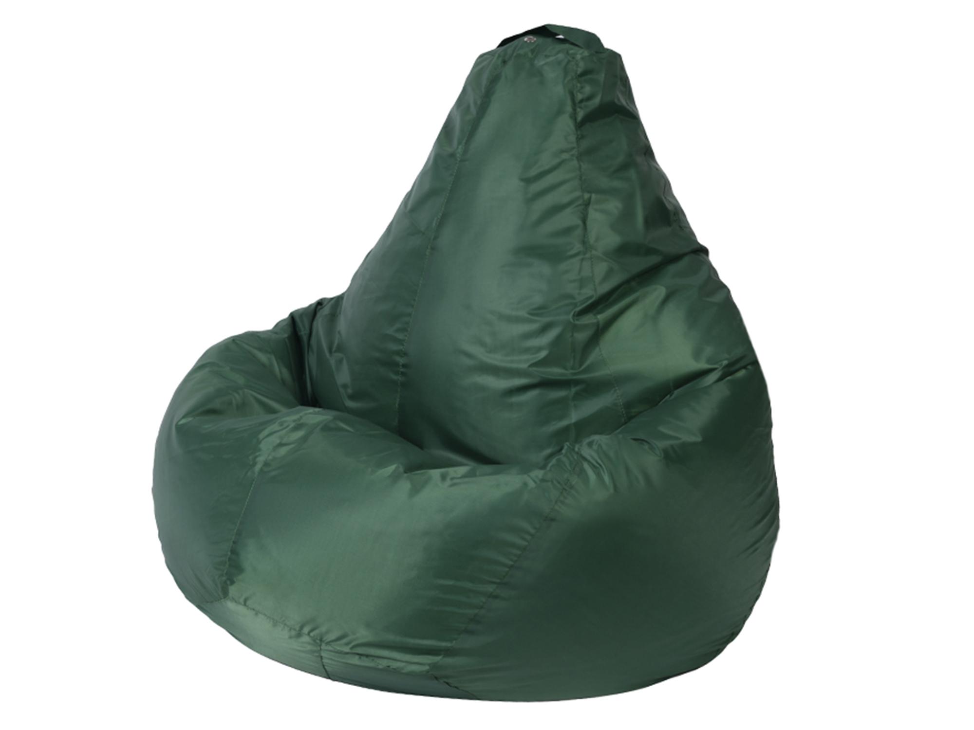 Кресло Мешок Зеленое Оксфорд XL 125х85 MebelVia , Зеленый, Оксфорд кресло мешок флаги xl 125х85 mebelvia