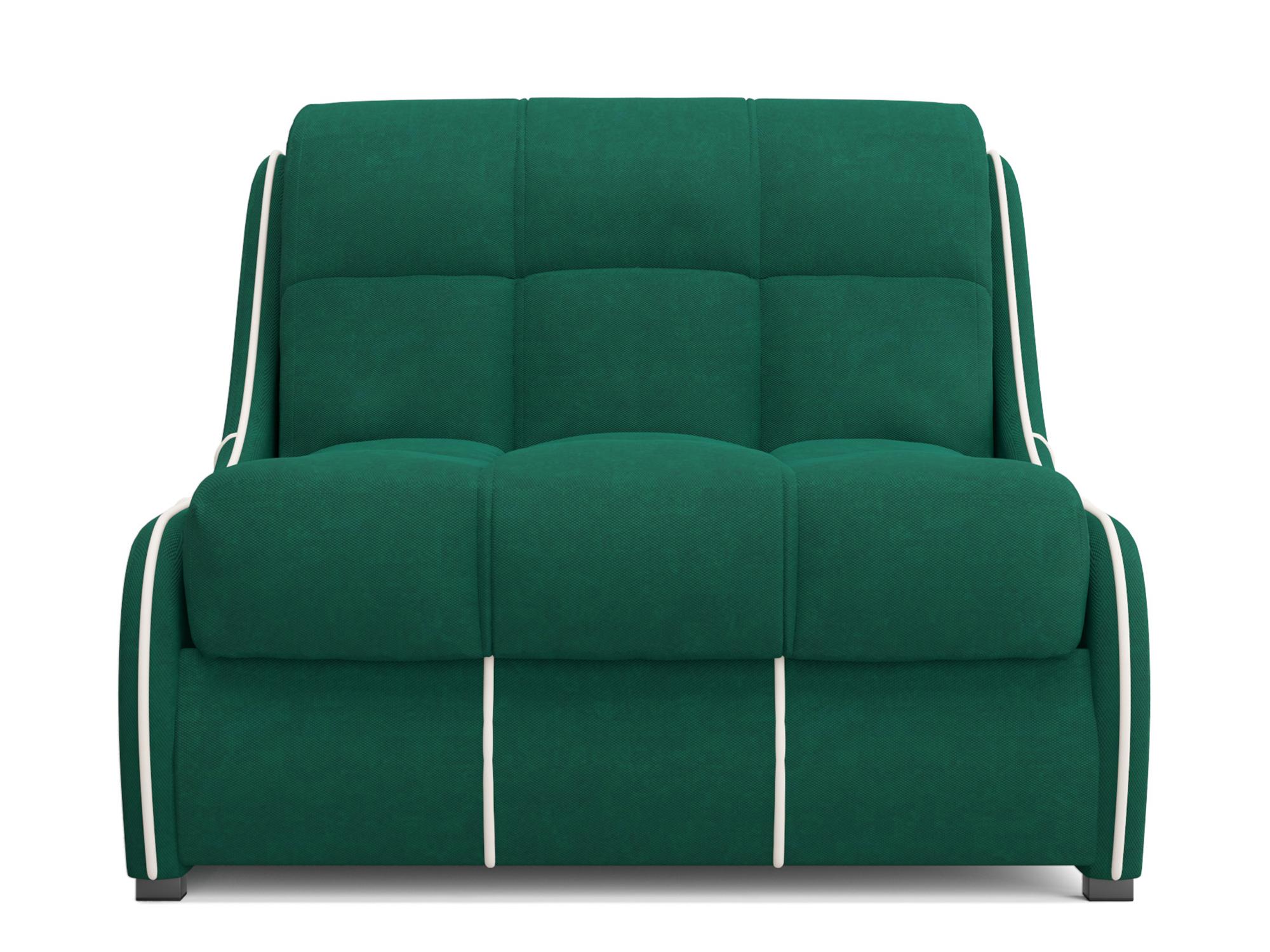 Кресло Рио Maxx MebelVia Зеленый, Велюр, Металл
