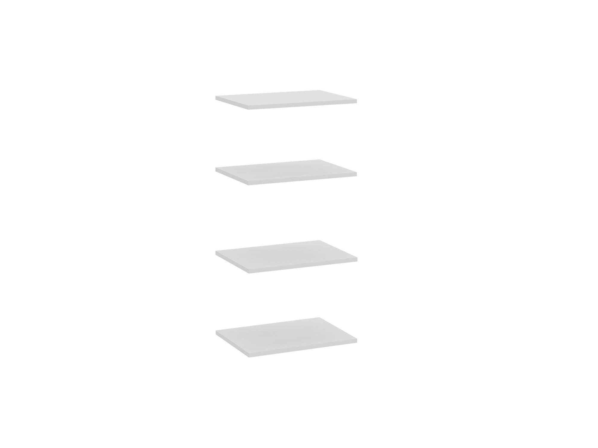 Комплект полок шкафа Ривьера