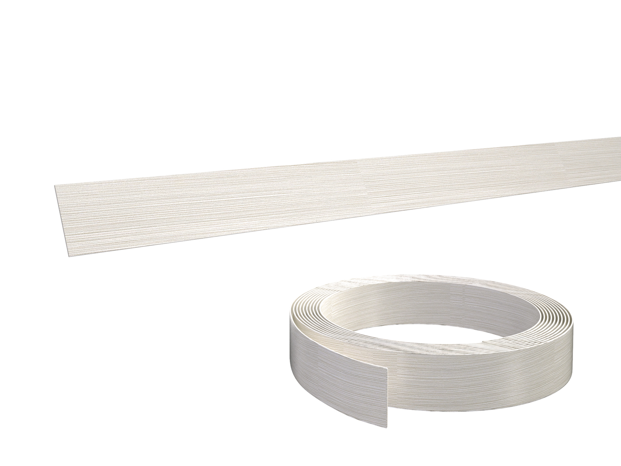 Кромка для плинтуса Риголетто светлый, код цвета 142М, Пластик