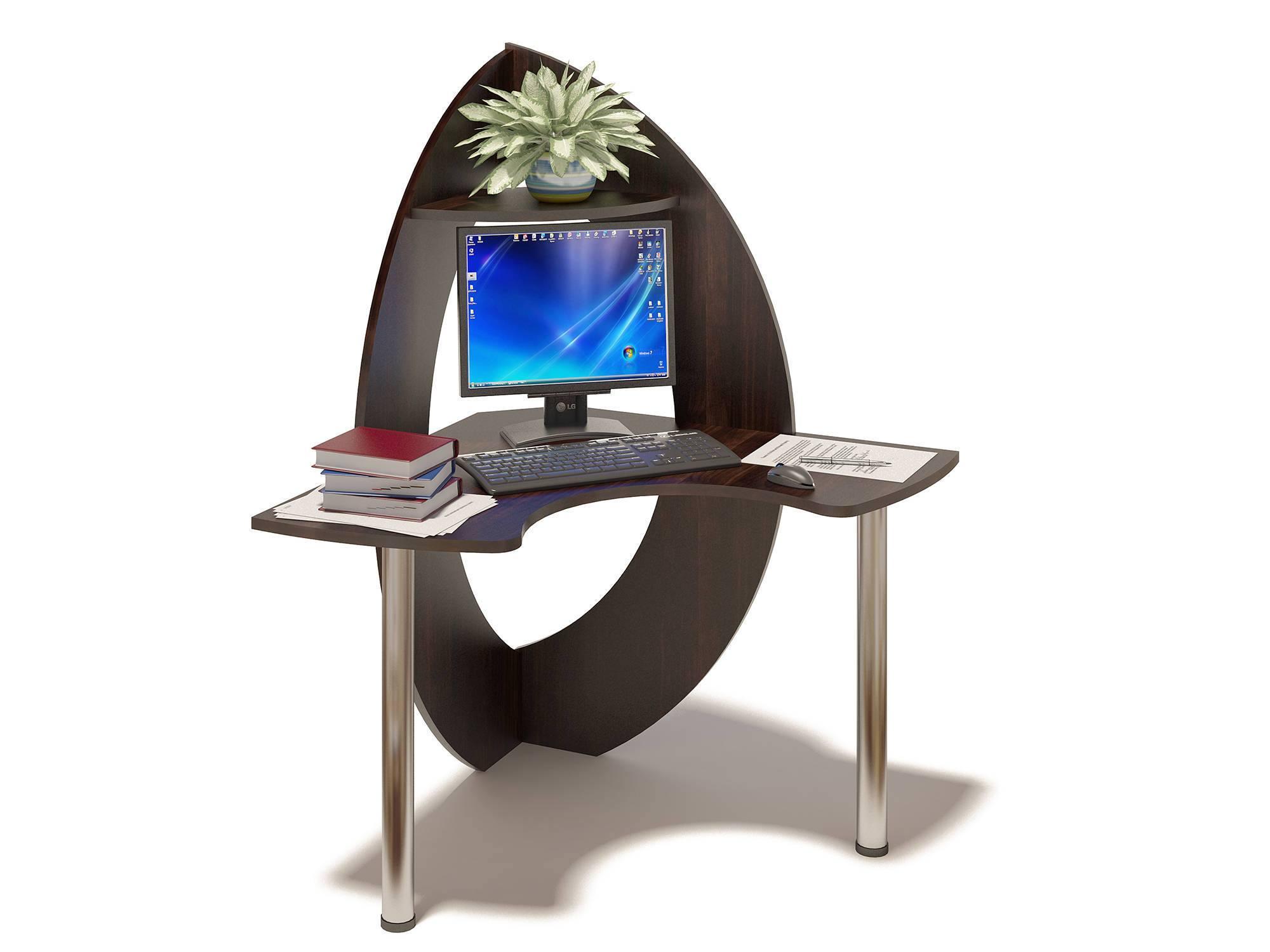 Стол компьютерный КСТ-101 кулер компьютерный