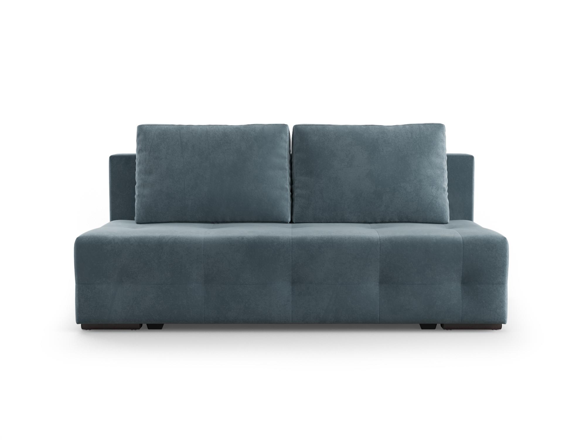 Фото - Диван Марсель 1 MebelVia Серый, Велюр, Брус сосны диван мальтида mebelvia серый велюр брус сосны